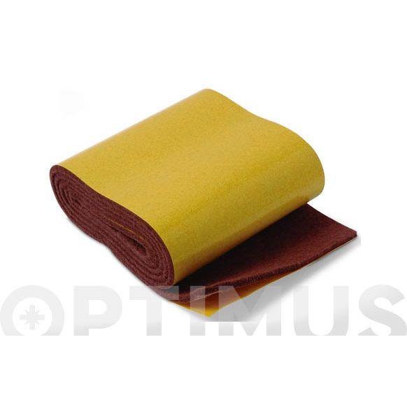 ANTIDESLIZANTE ROLLO MARRON 85mm 1mts