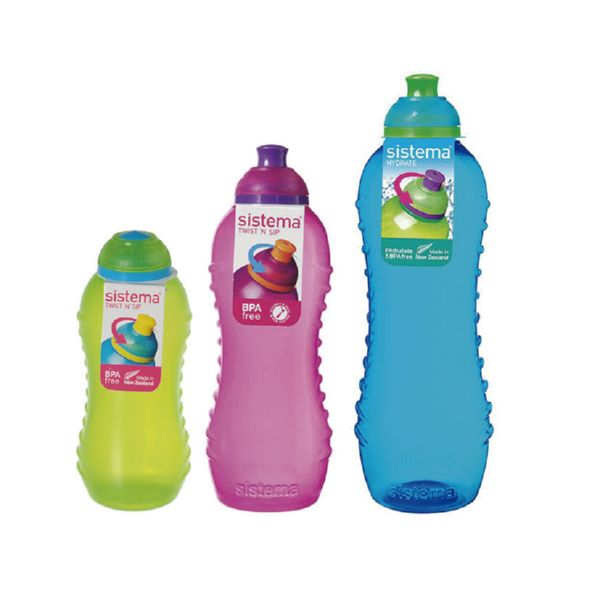 BOTELLA PP LUNCH SQUEEZE 0,33 LT. PENGO