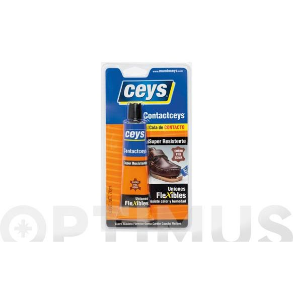 CEYS CONTACTCEYS BLISTER 70ml