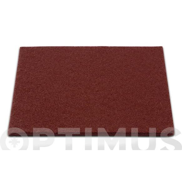 DESLIZADOR RECTANGULAR 100x85mm MARRON