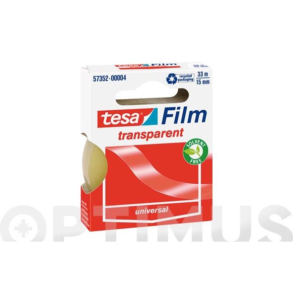 FILM TRASPARENT TESA 33mX15mm