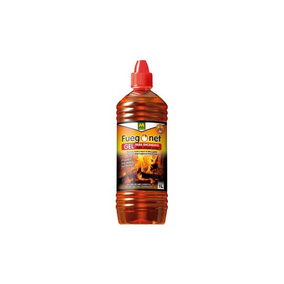 GEL ENCENDIDO FUEGO NET 231016-500ML (OFERTA)