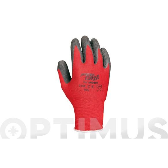 GUANTE FEEL AND GRIP JUBA 256 T.10