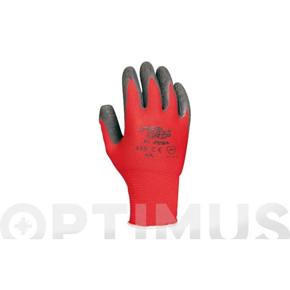 GUANTE FEEL AND GRIP JUBA 256 T.8