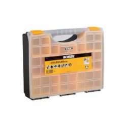 ORGANIZADOR 24 COMPARTIMENTOS MOVILES 410 x 330 x 60 MM.