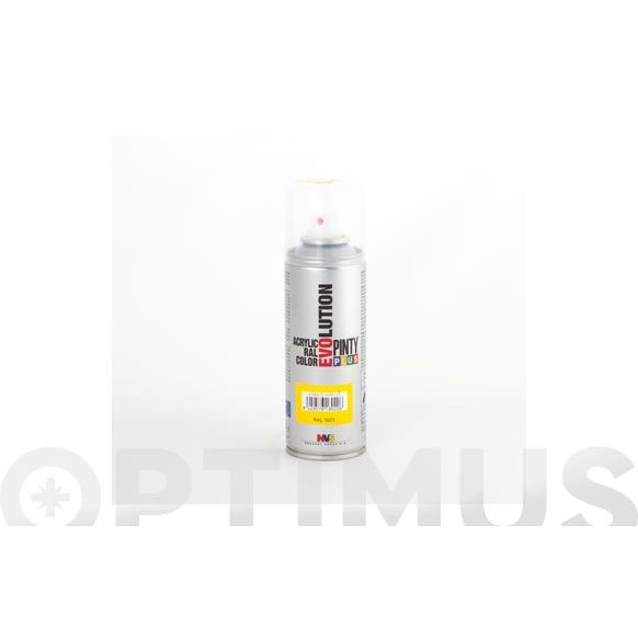 PINTURA SPRAY ACRILICA BRILLO 520 CC RAL9010 BLANCO