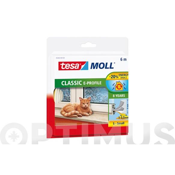 TESA MOLL CAUCHO MARRON 6mx9mm (OFERTA)
