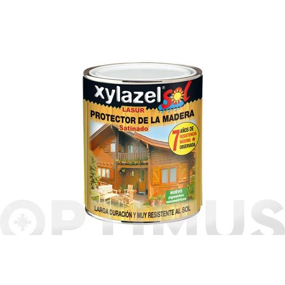 XYLADECOR SOL SATINADO ROBLE 750ml